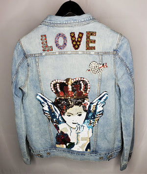 CUSTOM DENIM JACKET- COMING SOON