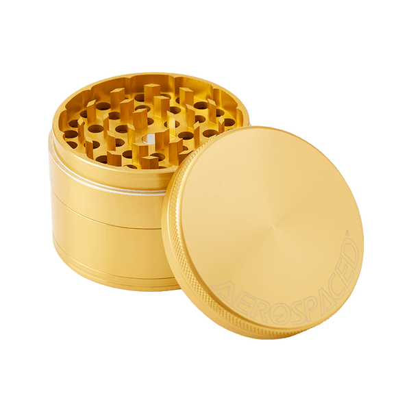 Aerospaced by Higher Standards - 4 Piece Grinder - 2.5""
