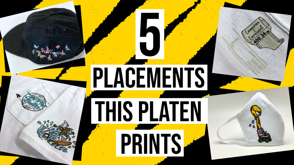 5 Things You Can Print with the Face Mask Kit