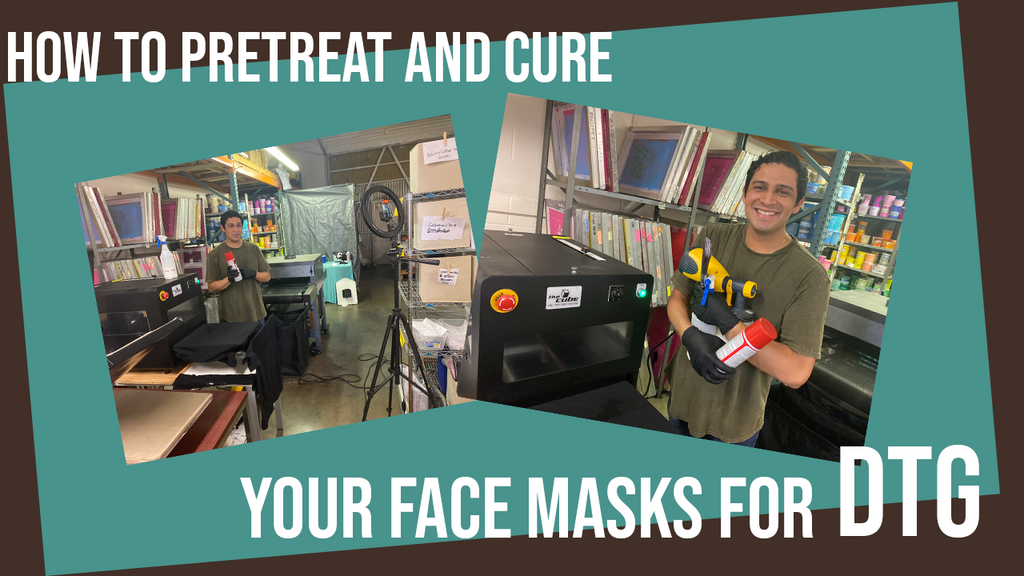 How-To Pretreat Face Masks