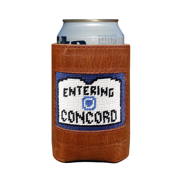Entering Concord Can Cooler