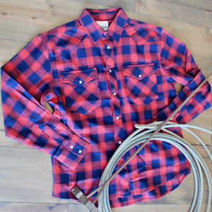 Cody Men's Button Up