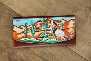 Painted Desert Wallet