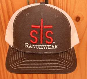 STS Red Stich Hat