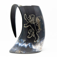 Load image into Gallery viewer, ORIGINDIA The Genuine Handcrafted Authentic Viking Drinking Horn - ORIGINDIA LLC