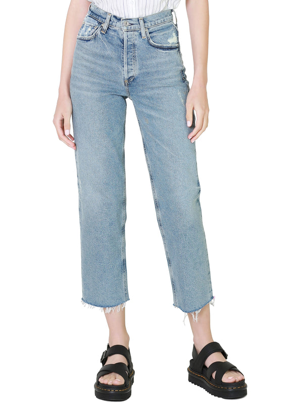 LoveShackFancy Avignon Cropped Cardigan In Purple