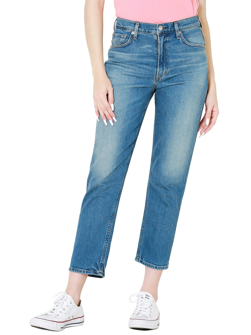 Citizens Of Humanity Marlee Relaxed Taper Jeans In Catalonia