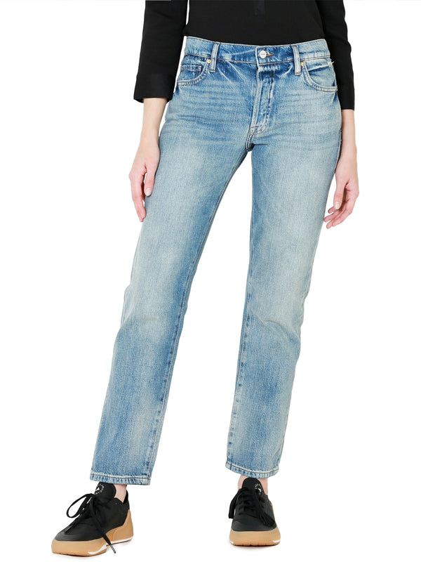 Frame Denim Le Slouch Denim Jean In Newell