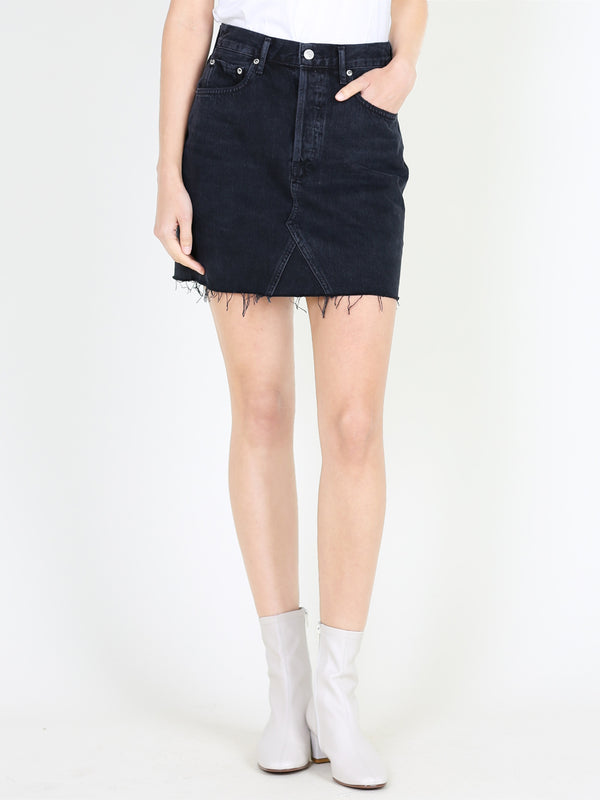AGOLDE Ada Hi-Rise Skirt in Pose
