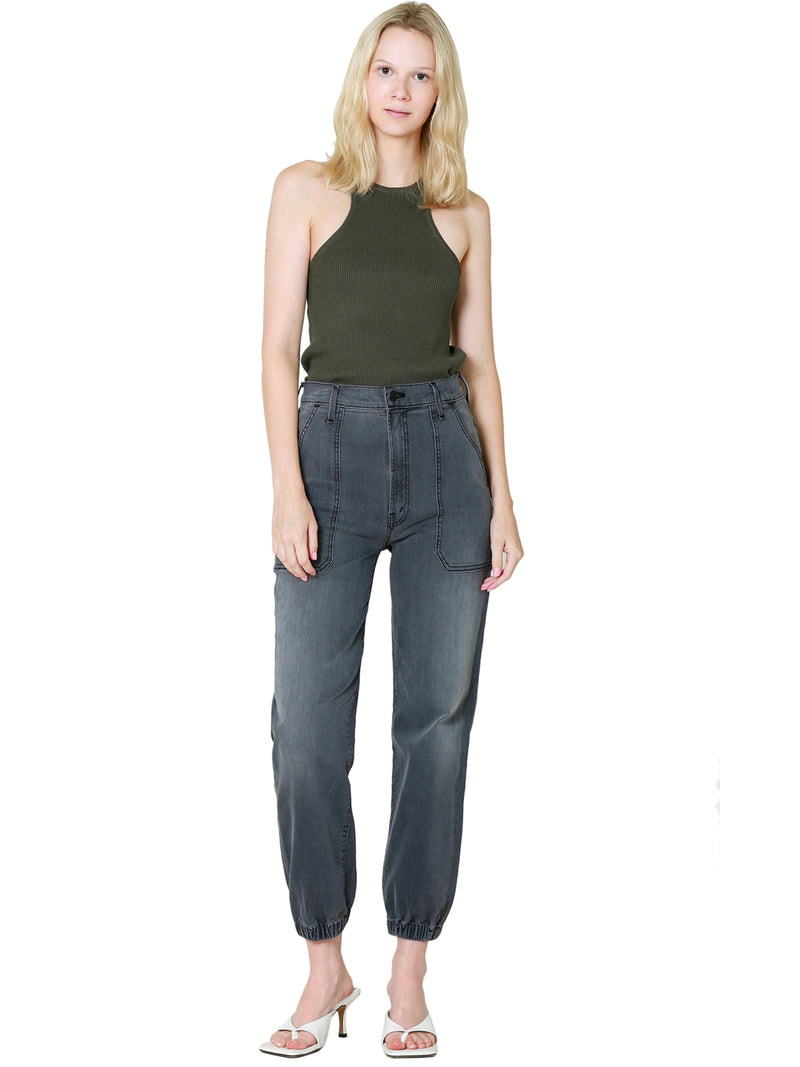 Weekend Max Mara Ondata Pant In Navy