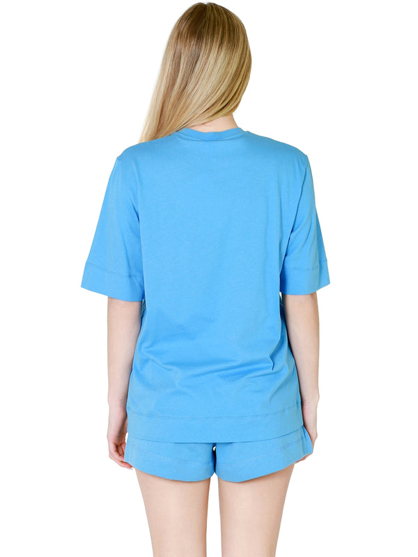 Weekend Max Mara Sesia Dress in Navy