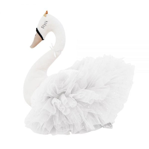 Spinkie Princess Swan - White