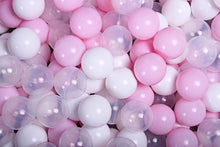 Load image into Gallery viewer, Pink Ball Pit Set