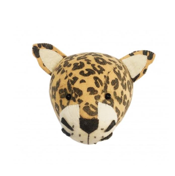 Leopard Head - Mini