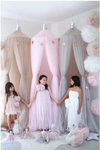 Spinkie Princess Canopy - Pink