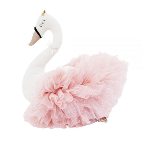 Spinkie Baby Princess Swan - Pink