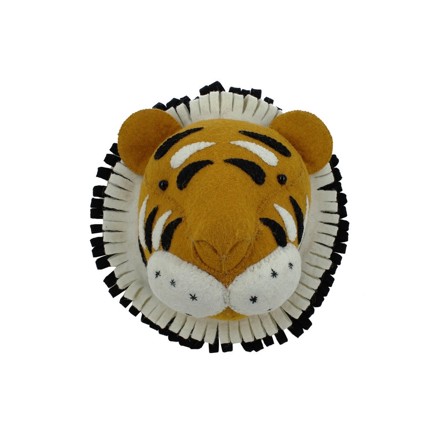 Tiger Head - Mini