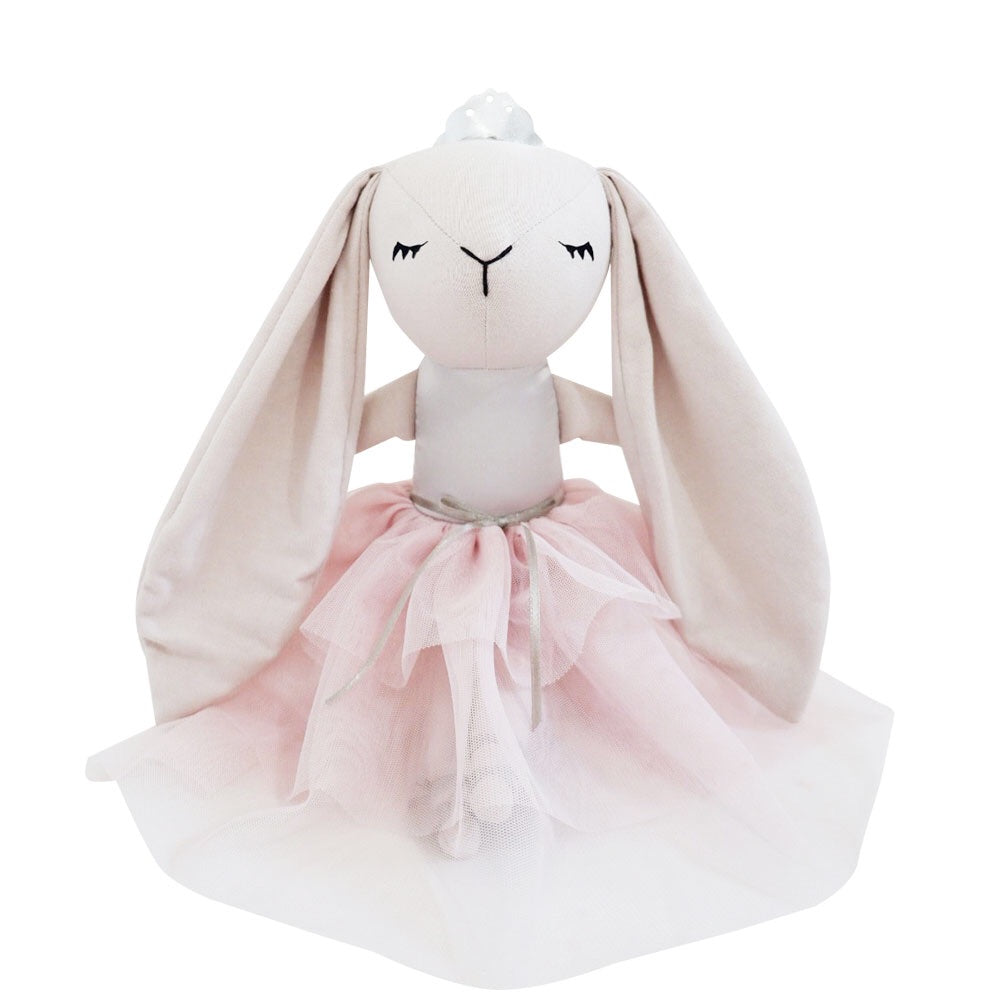 Spinkie Bunny Princess - Pale Rose