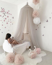 Load image into Gallery viewer, Spinkie Princess Canopy - Grey