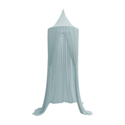 Spinkie Sheer Canopy - Minty Blue