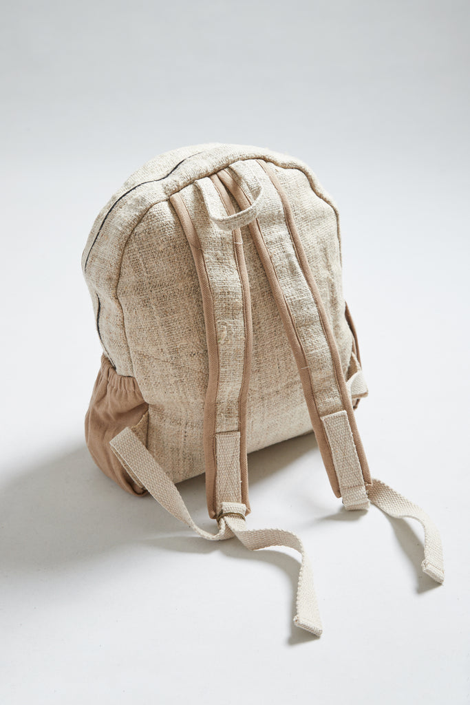 Hemp Large Deluxe Backpack