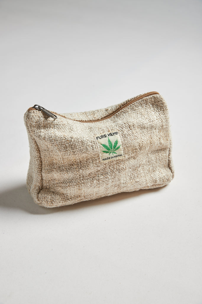 Wild Hemp Toiletries Bag