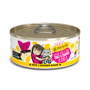 BFF Play Pate Chicken, Duck & Turkey Take a Chance, 5.5oz