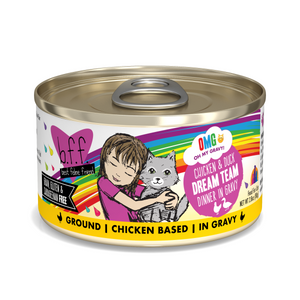 BFF OMG Chicken & Duck Dream Team, 2.8oz