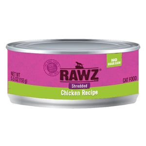 RAWZ Shredded Chicken Recipe, 155g