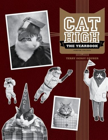 Cat High: The Yearbook by Terry Deroy Gruber