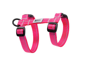 RC PETS Harness, Medium Raspberry