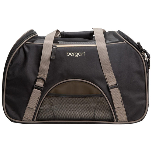 BERGAN Comfort Carrier, Black & Grey