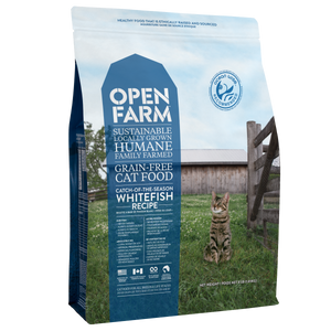 OPEN FARM Catch Of Season Whitefish Dry Food, 1.8kg