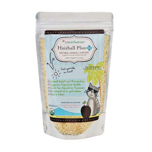 COCOTHERAPY Hairball Plus Fiber, 198g