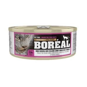BOREAL Cobb Chicken, NZ Lamb & Angus Beef, 80g