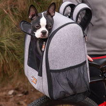 Load image into Gallery viewer, K&H PET Travel Bike Backpack