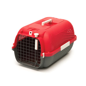 CATIT Voyageur Carrier Medium, Cherry Red