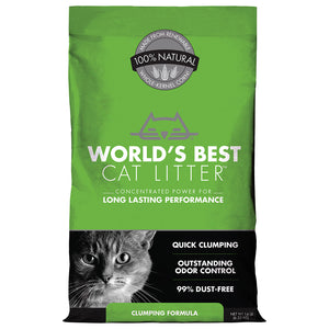 WORLD'S BEST CAT LITTER Original Clumping, 6.35kg