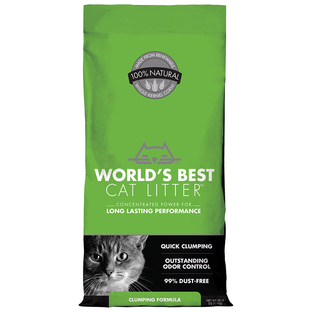 WORLD'S BEST CAT LITTER Original Clumping, 12.7kg