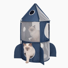 Load image into Gallery viewer, CATIT Vesper Rocketship, blue