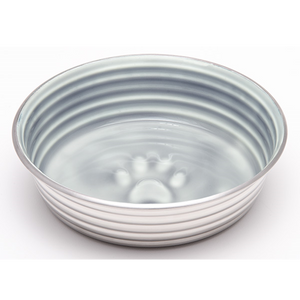 LOVING PETS Bella Bowl, Parisian Grey