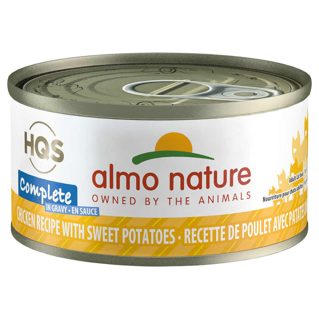 ALMO Complete Chicken & Sweet Potato in Gravy, 70g