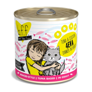 BFF Tuna & Chicken 4-Eva, 10oz
