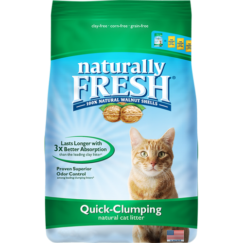 NATURALLY FRESH Quick-Clumping Litter, 26lb