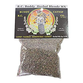 KOOKY KAT BC Buddy Herbal Blendz Mix, 14g