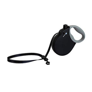 ALCOTT Adventure Retractable Leash, Black