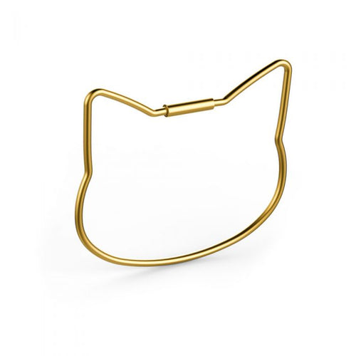 FRED Cat Key Ring