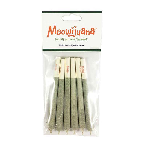 MEOWIJUANA King Size Catnip Filled Joints