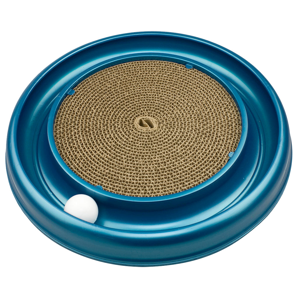 BERGAN Turbo Scratcher With Ball & Scratch Pad Center