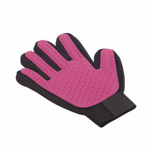 PETPALS Magic Grooming Glove, Pink